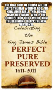 The Math of the King James Bible Further Proves its Divine