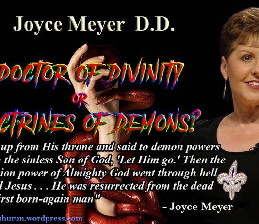 is joyce meyer married