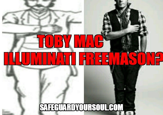 Illuminati Agent - Toby Mac Exposed | Safe Guard Your Soul